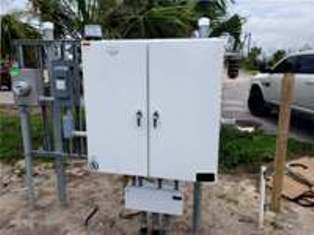 Hurricane Relief Control Panels