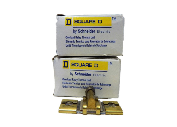 SQUARE D B36 OVERLOAD RELAY THERMAL UNIT HEATER